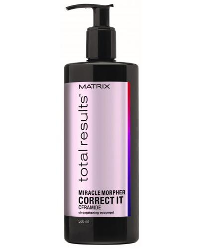 Matrix Total Results Miracle Morphers Correct It Ceramide Концентрат керамидов, 500 мл (Matrix Cosmetics)