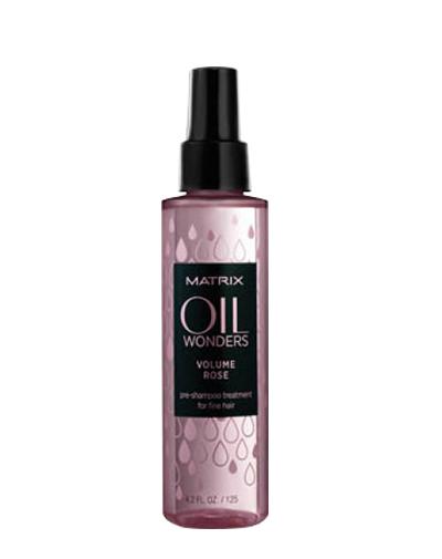 Matrix Oil Wonders Volume Rose Легкий пре-шампунь для ежедневного ухода, 125 мл (Matrix Cosmetics)