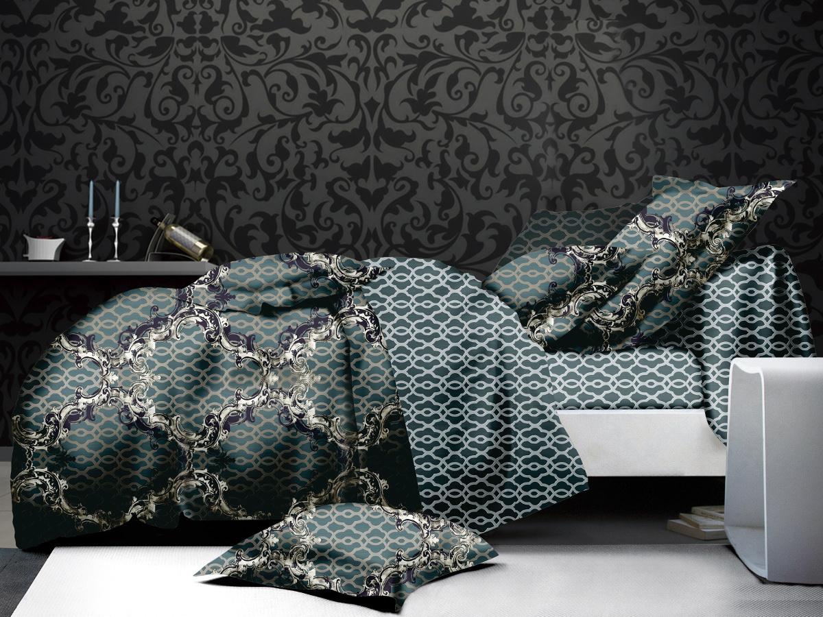Комплект белья Cleo Танго вдвоем, 1,5-спальный, наволочки 70х7015/011-PLКоллекция постельного белья из микросатина CLEO – совершенство экономии, но не на качестве! Благодаря новейшим технологиям микросатин – это прочность, легкость, простота в уходе, всегда яркие цвета после стирки. Микро-сатин набирает все большую популярность, благодаря своим уникальным характеристикам. Окраска материала - стойкая, цветовая палитра - яркая, насыщенная. Микро-сатин хорошо впитывает влагу, а после стирки быстро сохнет, становясь шелковистым на ощупь, мягким и воздушным. Комплект состоит из пододеяльника, двух наволочек и простыни.