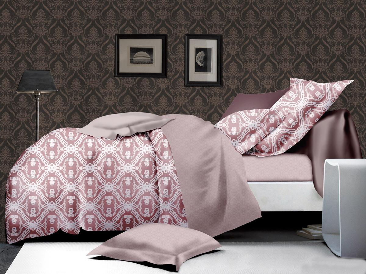 Комплект белья Cleo Фрессо, 2-спальный, наволочки 70х7020/007-PLКоллекция постельного белья из микросатина CLEO – совершенство экономии, но не на качестве! Благодаря новейшим технологиям микросатин – это прочность, легкость, простота в уходе, всегда яркие цвета после стирки. Микро-сатин набирает все большую популярность, благодаря своим уникальным характеристикам. Окраска материала - стойкая, цветовая палитра - яркая, насыщенная. Микро-сатин хорошо впитывает влагу, а после стирки быстро сохнет, становясь шелковистым на ощупь, мягким и воздушным. Комплект состоит из пододеяльника, двух наволочек и простыни.