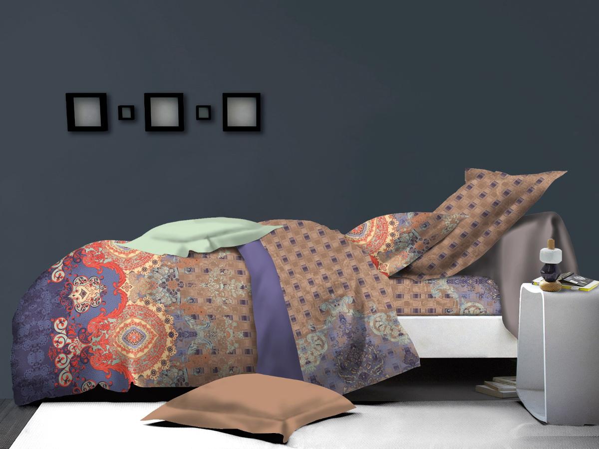 Комплект белья Cleo Вафельный узор, семейный, наволочки 50х70, 70х7041/010-PLКоллекция постельного белья из микросатина CLEO – совершенство экономии, но не на качестве! Благодаря новейшим технологиям микросатин – это прочность, легкость, простота в уходе, всегда яркие цвета после стирки. Микро-сатин набирает все большую популярность, благодаря своим уникальным характеристикам. Окраска материала - стойкая, цветовая палитра - яркая, насыщенная. Микро-сатин хорошо впитывает влагу, а после стирки быстро сохнет, становясь шелковистым на ощупь, мягким и воздушным. Комплект состоит из двух пододеяльников, четырех наволочек и простыни.