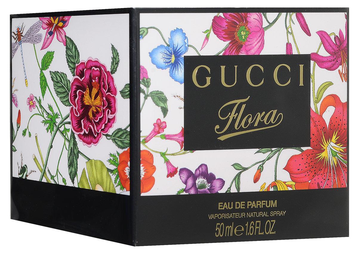 Gucci Flora By Gucci. Парфюмированная вода, 50 мл0737052294650Название легендарного цветочного орнамента, созданного Gucci для Грейс Келли, принцессы Монако. На ее любимом платке хрупкость цветов переплеталась с яркими живыми красками. Орнамент Флора стал одним из символов Gucci наряду с двухцветной лентой, конскими удилами и логотипом GG. Кто она, девушка Flora? Юная ринцесса, элегантная, утонченная и благородная. Настоящая аристократка с горячим и любящим сердцем, в ней все гармонично и одновременно загадочно… Она молода и естественна. Взрослея, она хочет стать более чувственной и сильной… Белоснежная коробка с роскошной черно-золотой лентой, а внутри изысканный орнамент Флора. На упаковке банной линии узор снаружи. Изящный шестигранный флакон повязан кокетливым бантиком со знаменитым бамбуком, символичным атрибутом от Gucci. Классификация аромата: цветочный, фруктовый. Пирамида аромата: Верхние ноты: мандарин, кумкват, груша. Ноты сердца: розовый перец, роза, османтус. Ноты...
