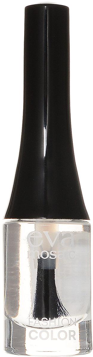 Eva Mosaic Лак для ногтей Fashion Colour, 6 мл, 052 Прозрачный685385Стойкие лаки для ногтей в экономичной упаковке небольшого объема - лак не успеет надоесть или загустеть! Огромный спектр оттенков - от сдержанной классики до самых смелых современных тенденций. - легко наносятся и быстро сохнут - обладают высокой стойкостью и зеркальным блеском - эргономичная плоская кисть для быстрого, аккуратного и точного нанесения. Возможно изменение этикетки.