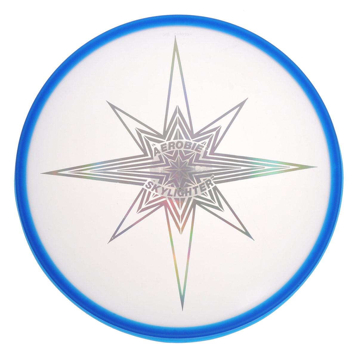 Aerobie Летающий диск Skylighter цвет синий