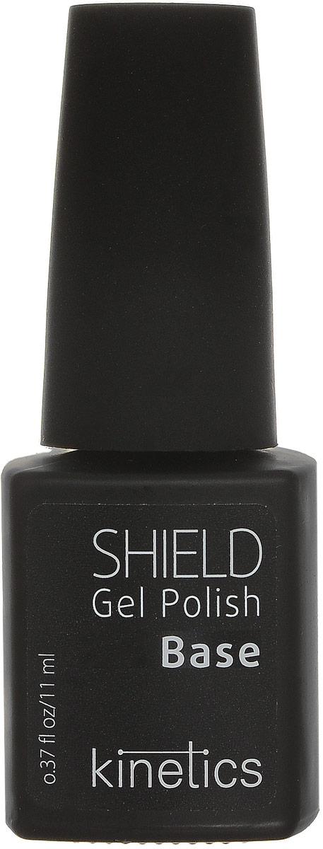 Kinetics Базовое покрытие для гель-лака Shield Base Coat, 11 млKGPBСамовыравнивающееся базовое покрытие Shield Base Coat для гель-лакового маникюра предназначено для защиты натуральных ногтей. Идеально подходит для тонких и поврежденных ногтей. Абсолютно безопасно для ногтевой пластины.