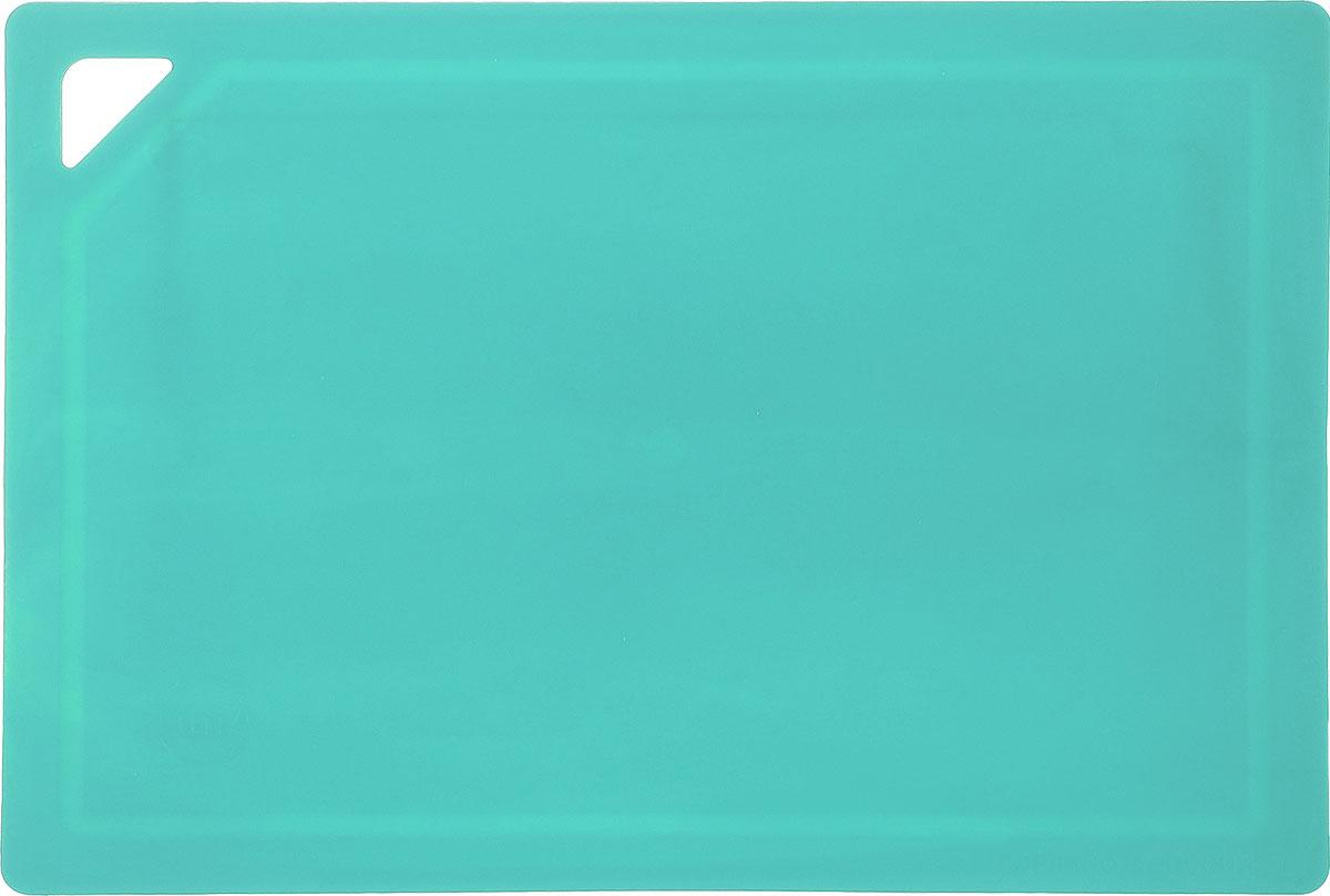 Доска разделочная средняя TimA, цвет: мятный. ДРГ-3022ДРГ-3022310*210 мм (полиуретан)