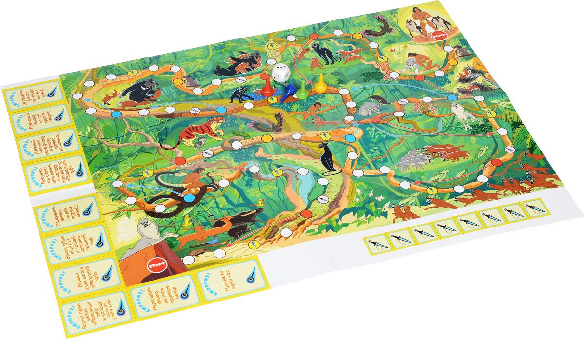 Оригами Настольная игра Маугли