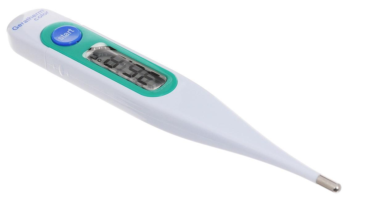 Geratherm Электронный термометр Color цвет зеленый