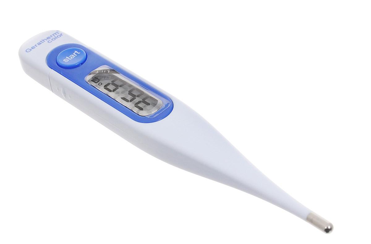 Geratherm Электронный термометр Color цвет синий GT 131