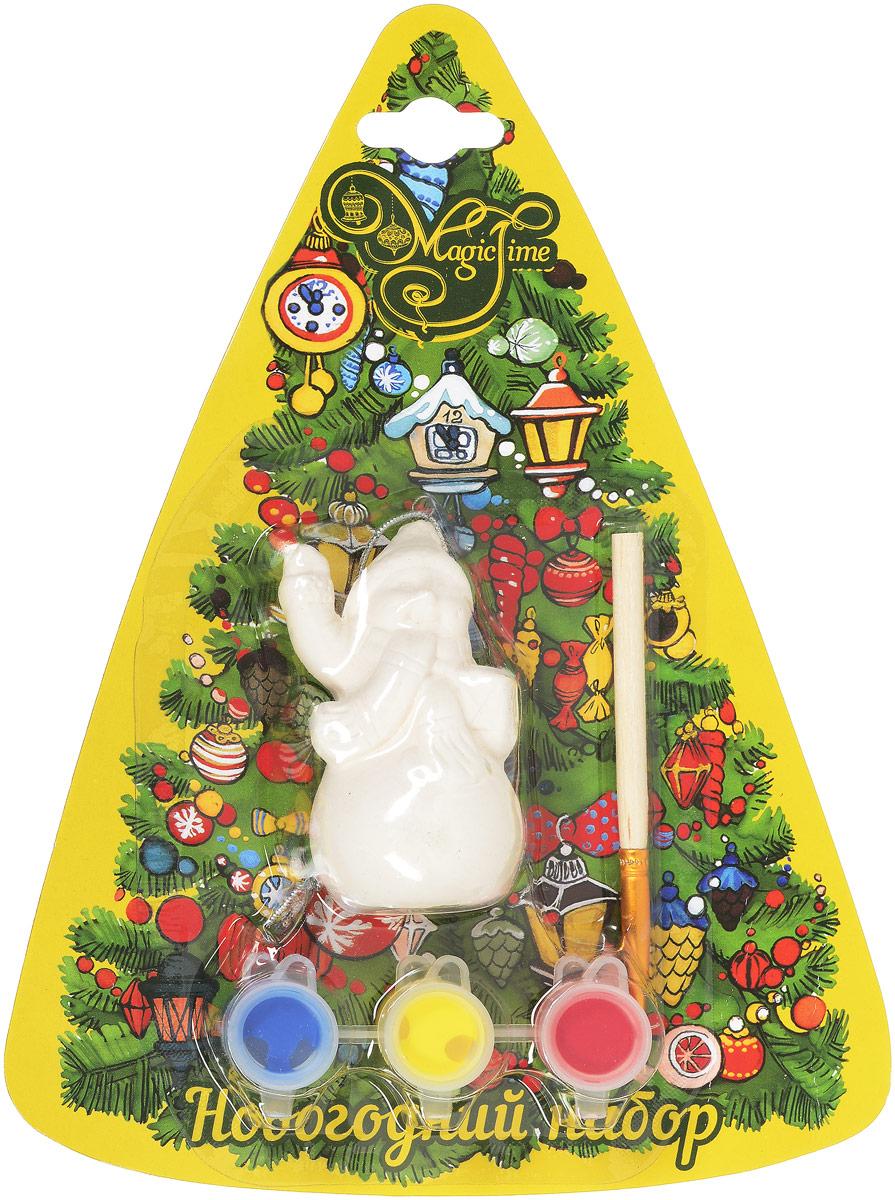 Magic Time Набор новогодний для творчества Снеговик 42423