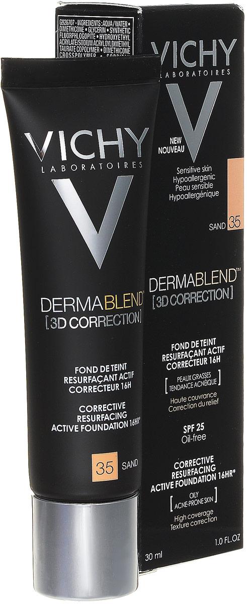 Vichy Dermablend ��������� ���� 3d, ��� �35 ��������, 30 ��