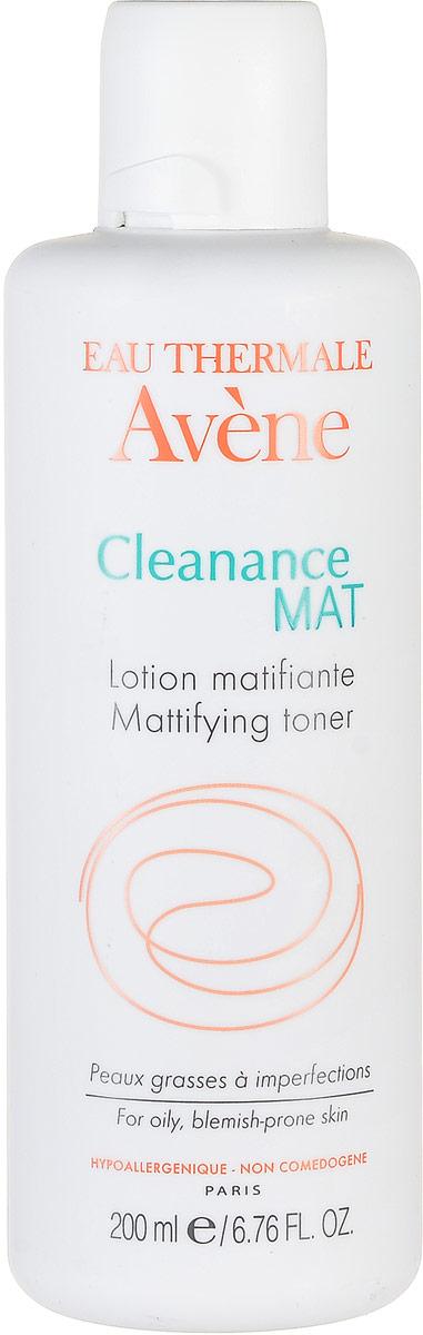 Avene Очищающий матирующий лосьон Cleananse, 200 млC48275Абсорбирует излишки себума, придает коже матовость, сужает поры. Предназначен для гигиены и ухода за жирной и проблемной чувствительной кожей с тенденцией к акне.