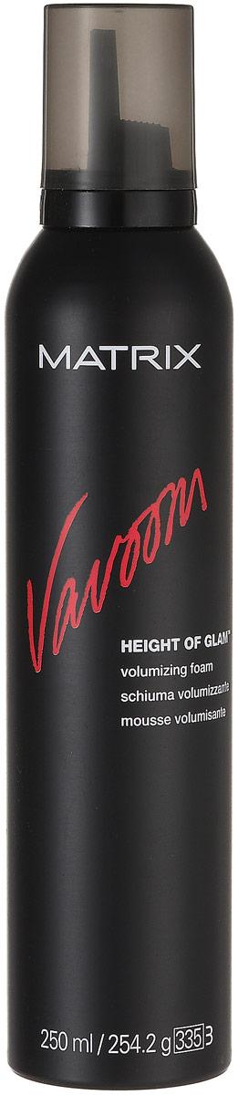 Matrix Vavoom Мусс для объема Height Of Glam, 250 мл (Matrix Cosmetics)