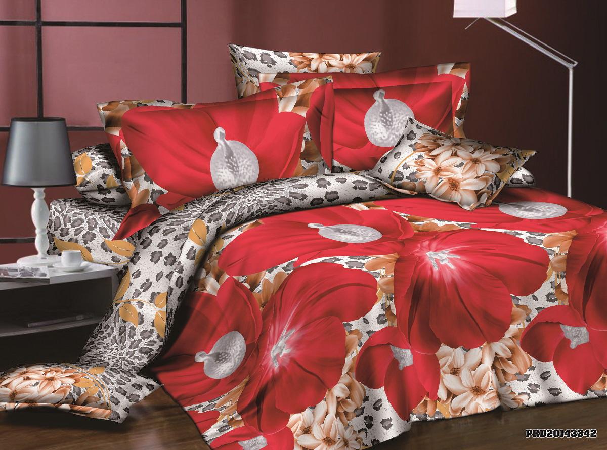 Комплект белья Cleo Кармен, 1,5-спальный, наволочки 70x7015/332-BКоллекция постельного белья из бязи CLEO – это классика сна. Вся коллекция выполнена из 100% хлопка, т.е. во время сна будет комфортно в любое время года! Благодаря пигментному способу нанесение печати, даже после многократных стирок (деликатный режим), постельное белье сохраняет свой первоначальный вид. Постельное белье из бязи имеет ряд уникальных свойств: экологичность, гипоаллергенность, благодаря особому способу переплетения нитей в полотне, обеспечивается особая плотность ткани, что делает ее устойчивой к износу, сохраняется внешний вид на долгие годы, загрязнения прекрасно отстирываются любыми средствами, не садится, легко гладится, не накапливает статического электричества, благодаря составу из 100% хлопка, обладает исключительной терморегуляцией. Комплект состоит из пододеяльника, двух наволочек и простыни.