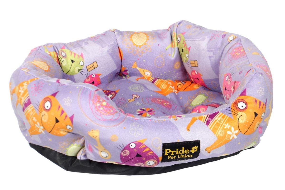 Лежак для животных Pride Кэт Таймс, 60 х 50 х 23 см10011262