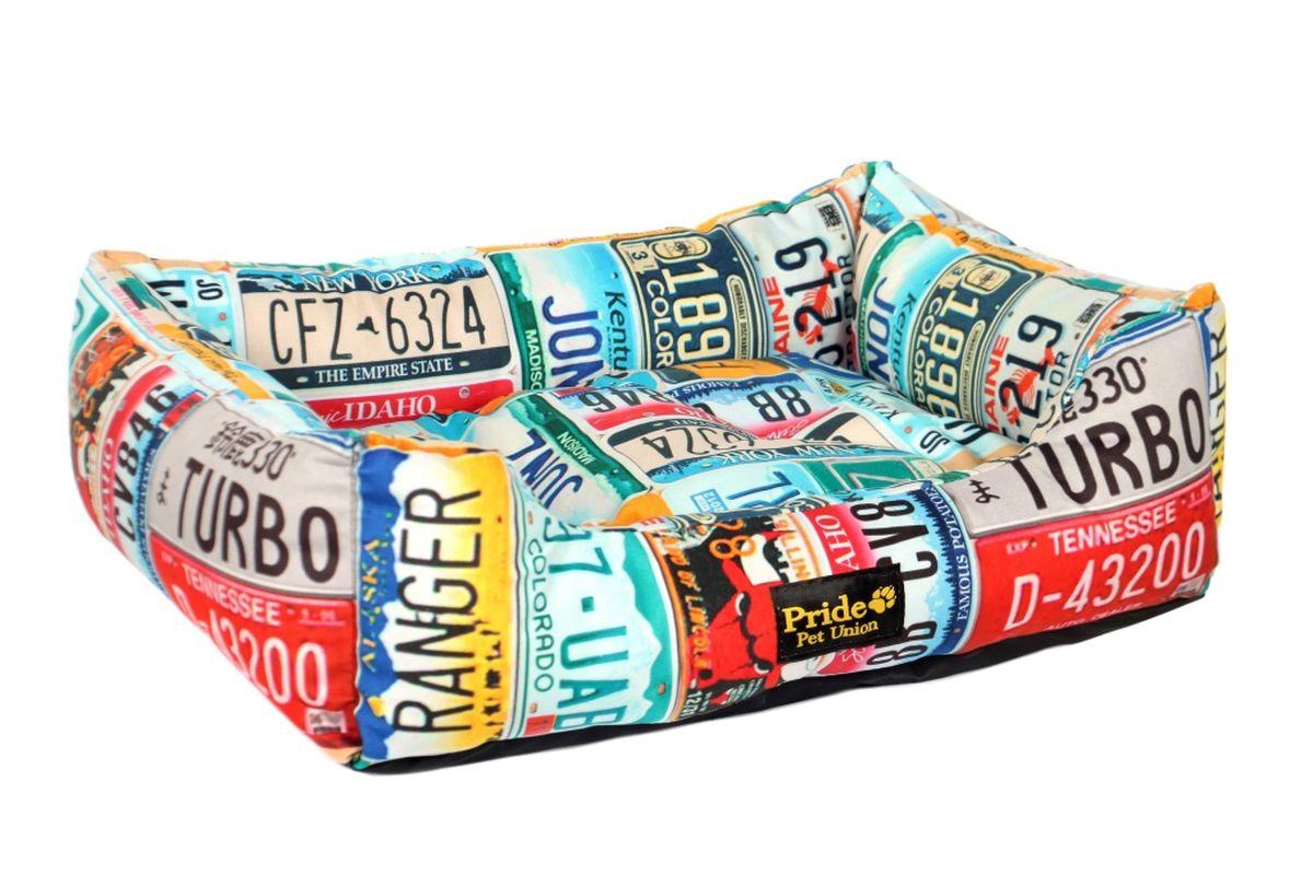 Лежак для животных Pride Кадиллак, 60 х 50 х 18 см10012361