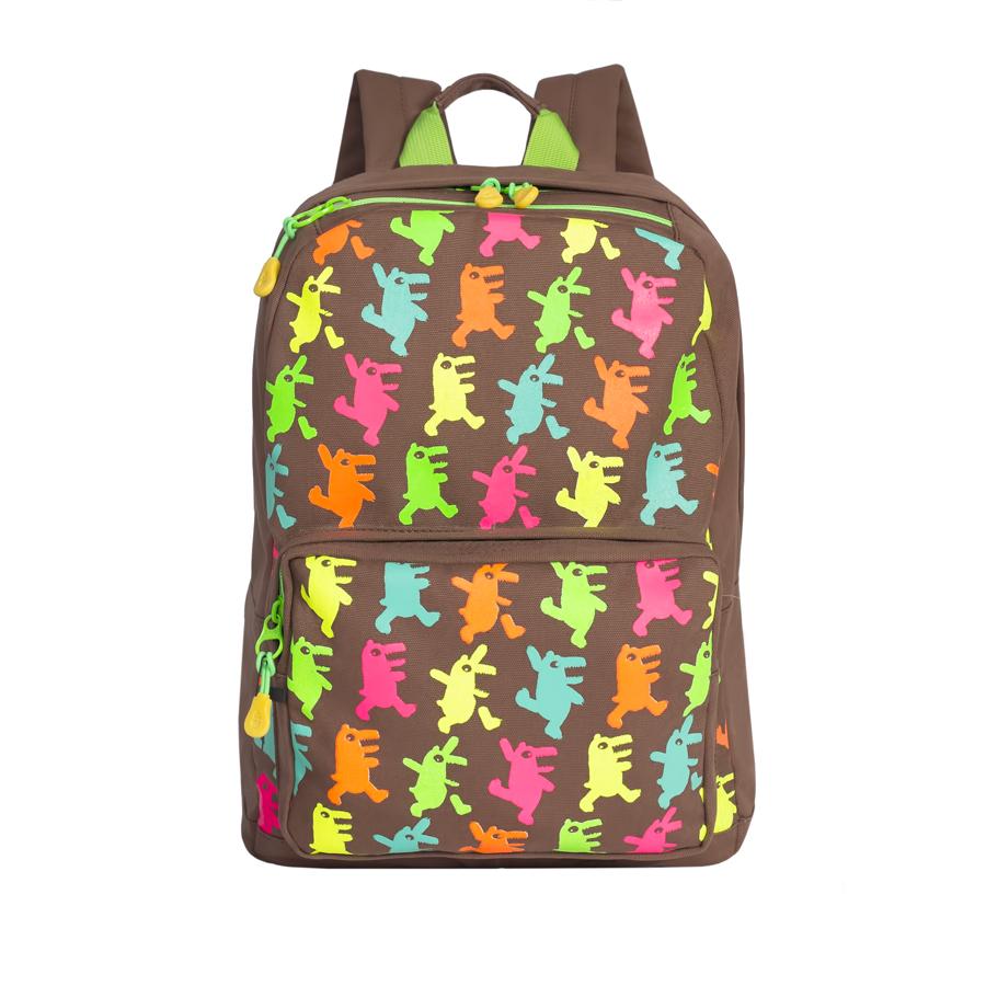 Рюкзак молодежный Grizzly, цвет: коричневый. 18 л. RD-743-1/2RD-743-1/2Рюкзак молодежный, одно отделение, объемный карман на молнии на передней стенке, боковые карманы из сетки, внутренний карман, укрепленная спинка, карман быстрого доступа на задней стенке, дополнительная ручка-петля, укрепленные лямки