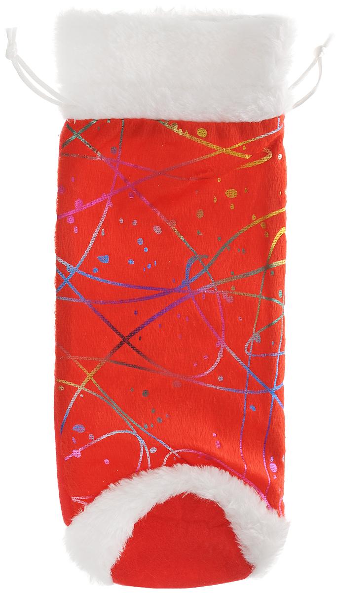 Мешок для подарков Феникс-презент Золотой узор, 30 x 12 см42538Мешочек Феникс-Презент Золотой узор, предназначен для подарков. Такой мешок особенно актуален в приближающиеся новогодние праздники. Откройте для себя удивительный мир сказок и грез. Почувствуйте волшебные минуты ожидания праздника, создайте новогоднее настроение вашим дорогим и близким. Размер: 30 х 12 см. Материал: полиэстер.
