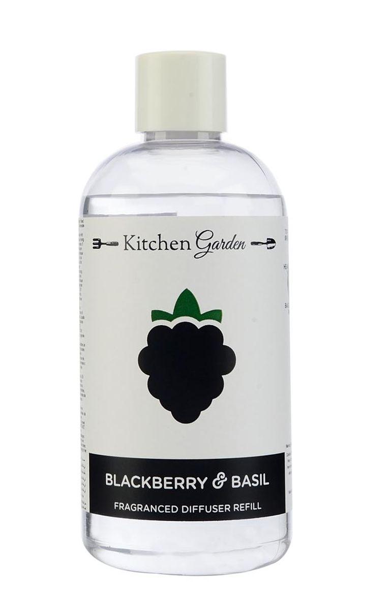 Диффузор ароматический Wax Lyrical Ежевика и базилик, 250 млKG0201Аромат, состоящий из сочной ежевики и спелых плодов яблоневого и грушевого деревьев, богащённый травянистым оттенком базилика.