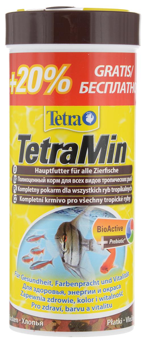 Корм Tetra TetraMin, для всех видов тропических рыб, хлопья, 63 г762718_TetraMinКорм для рыб Tetra TetraMin - полноценный сбалансированный корм в виде хлопьев для всех видов тропических рыб. Смесь семи видов хлопьев из более, чем 40 видов высококачественного сырья. Запатентованная БиоАктив-формула поддерживает работоспособность иммунной системы, обеспечивая высокую продолжительность жизни. Тщательно подобранная смесь высокопитательных функциональных ингредиентов, витаминов, минералов и микроэлементов для ежедневного полноценного питания рыб. Товар сертифицирован.