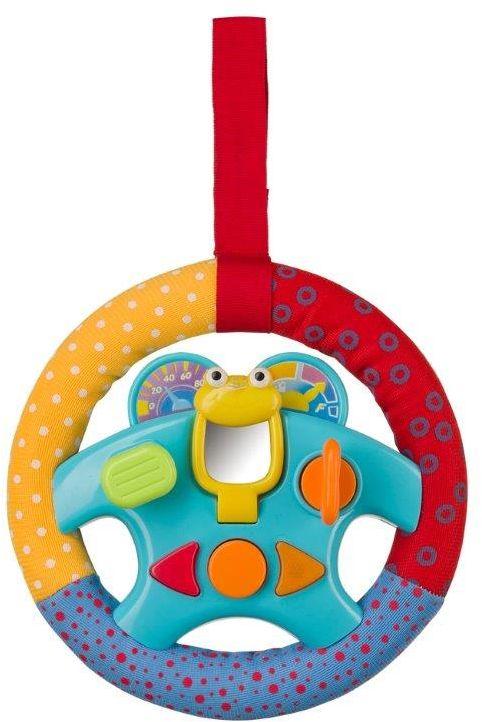 Happy Baby Развивающая игрушка Руль