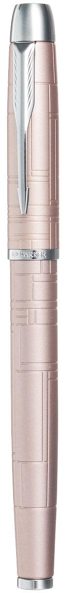 Parker Ручка-роллер IM Premium Metallic Pink C25758 (PARKER-S0949770), S0949770