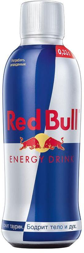 Red Bull энергетический напиток, 330 мл ПЭТ90376450Безалкогольный тонизирующий (энергетический) газированный напиток, специально разработанный для лиц, подвергающихся значительным психо-эмоциональным и физическим нагрузкам. Он незаменим в самых разных ситуациях: при занятии спортом, напряженной работе, за рулем и на вечеринках. Повышает работоспособность, повышает концентрацию внимания и скорость реакции, поднимает настроение, ускоряет обмен веществ. Секрет эффективности Red Bull состоит именно в сочетании всех компонентов, входящих в её состав.