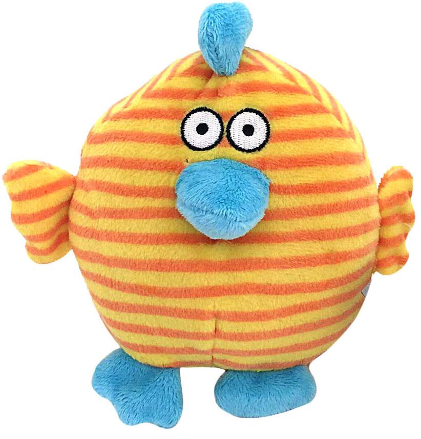 Fluffy Family Мягкая игрушка Петух Круглик
