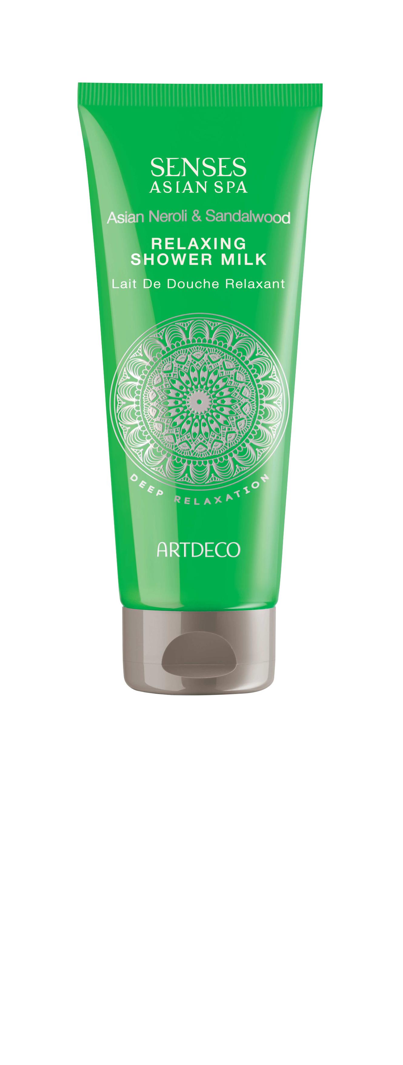 Artdeco молочко для душа успокаиващее Relaxing shower milk, deep relaxation, 200 мл65201Сливочная текстура нежно окутывает кожу Питает и увлажняет Дарит гармонию