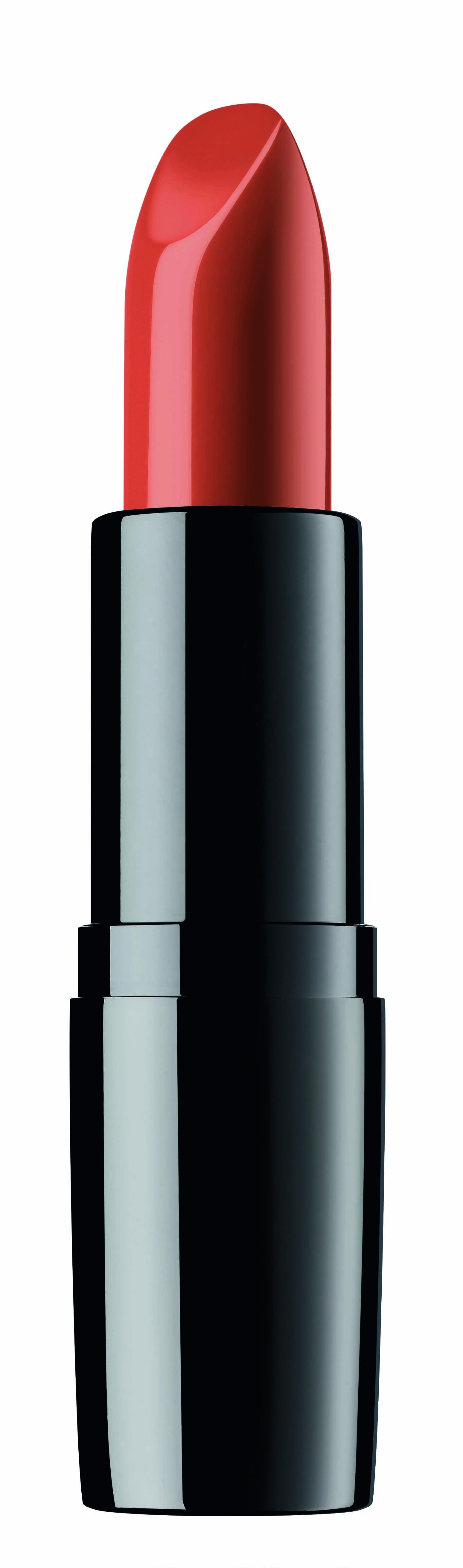 Artdeco помада для губ увлажняющая Perfect color 17А 4 г13.17AТекстура нежнейшего крема дарит несказанное удовольствие и комфорт! Помада обладает стойкостью и содержит специальные пигменты для более ровного нанесения. Ее так легко нанести, что зеркало не обязательно! Изумительный микс помады и блеска. Элегантный дизайн делает продукт изысканным.