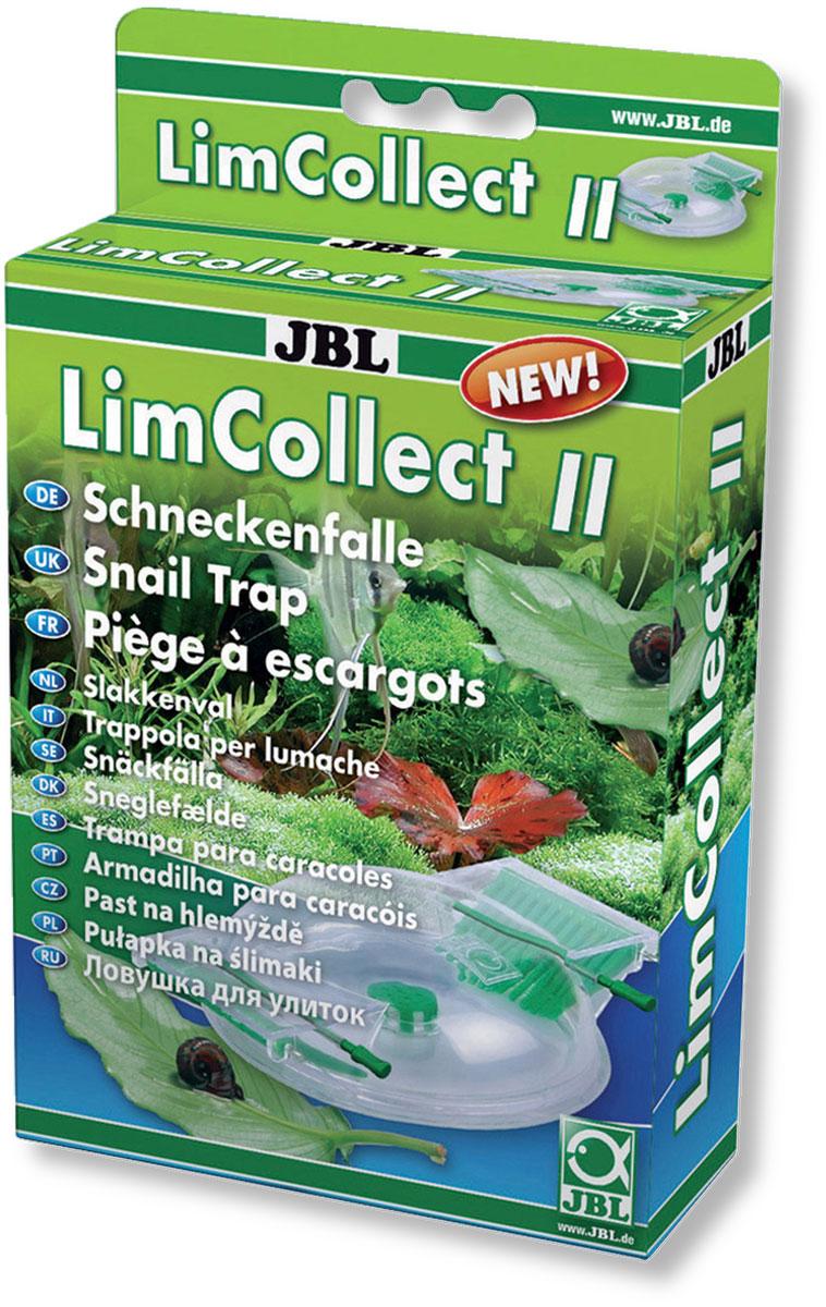 Ловушка для улиток JBL LimCollect II, 12 х 9 х 3 смJBL6140100Ловушка JBL LimCollect II борется с улитками без применения химикатов. Изделие оснащено двумя подстраиваемыми ограничителями для защиты от случайного попадания рыб в ловушку. Просто поставьте на ночь - подождите - утром заберете полную ловушку улиток. Можно использовать для ловли убежавших сверчков, кузнечиков и тараканов. 2 палочки могут выдвигаться как ограничители высоты и фиксироваться в двух положениях.