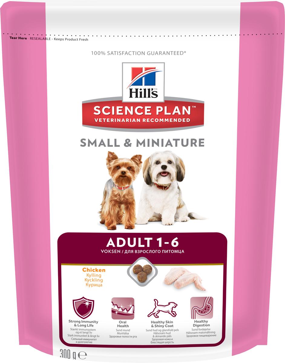 Корм сухой Hills для взрослых собак мелких и миниатюрных пород, с курицей и индейкой, 300 г2820Корм сухой Hills предназначен для собак мелких и миниатюрных пород в возрасте от 1 года до 6 лет. Корм разработан для поддержания здоровья полости рта, здоровой кожи и здорового пищеварения собак мелких и миниатюрных пород. Содержит натуральные ингредиенты и высокие уровни антиоксидантов с клинически подтвержденным эффектом, витамины и минералы. Ключевые преимущества: Антиоксиданты с клинически подтвержденным эффектом для поддержания иммунитета и долголетия. Хрустящие гранулы с антиоксидантами для поддержания здоровья полости рта. Премиальное питание для здоровой кожи и мягкой, сияющей шерсти. Точно сбалансированное, легкоусваиваемое питание для собак мелких и миниатюрных пород. Состав: высушенное мясо курицы и индейки (курицы 34%, индейки 4%, общего содержания мяса домашней птицы 51%), кукуруза, пшеница, размолотый рис, животный жир, гидролизат белка, растительное масло, минералы, льняное семя, выжимки томата, порошок шпината, мякоть...