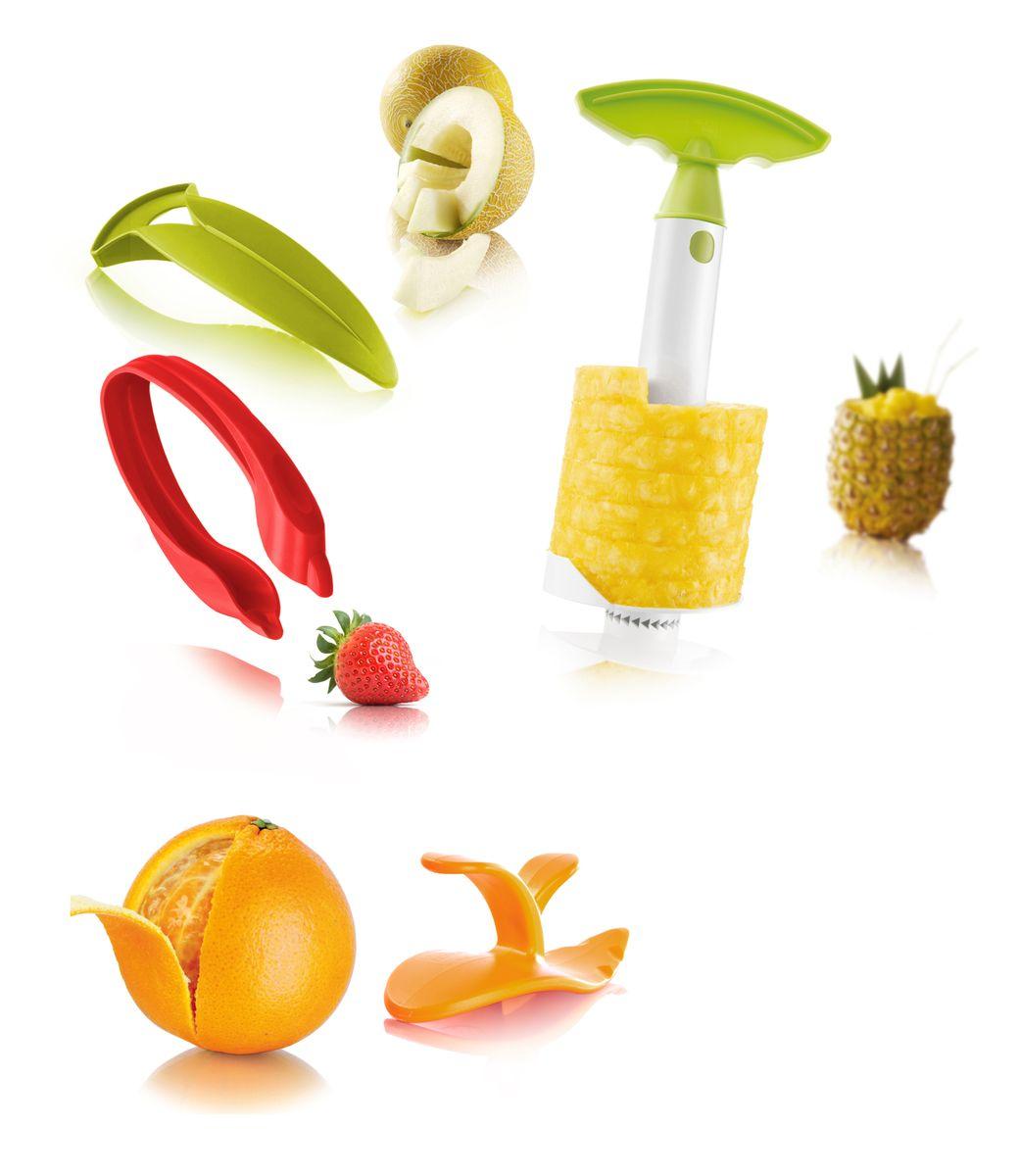 Набор устройств для чистки и нарезки фруктов VacuVin