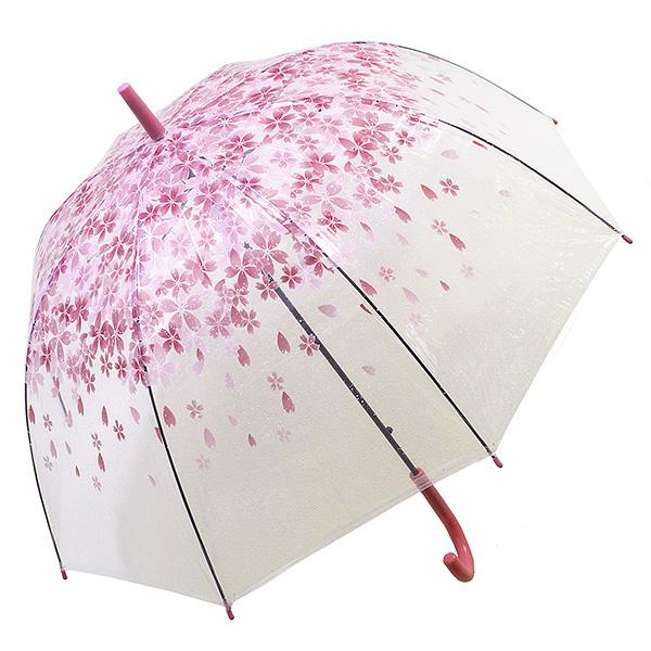 Зонт женский Эврика, цвет: прозрачный, красный. 9750697506Зонт-трость Эврика выполнен из прозрачного полиэтилена и оформлен цветочным принтом. Благодаря своему изяществу и утонченности орнамента он способен украсить даже самый пасмурный день. Лёгкий, практичный зонт-полуавтомат послужит верным спутником дамы, желающей выглядеть стильно в любую погоду.