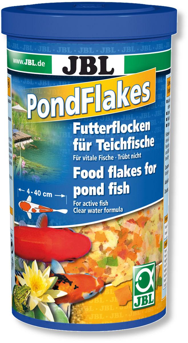 Корм JBL Pond Flakes для прудовых рыб, в форме хлопьев, 130 г (1 л)JBL4019500Основной корм JBL Pond Flakes предназначен для всех прудовых рыб от 4 до 40 см в длину. Смесь различных высокоценных и легкоусваиваемых хлопьев, которая составлена с учетом питательных потребностей большинства рыб, обитающих в садовом пруду, в теплое время года. Корм содержит все необходимые компоненты полноценного питания, такие как белок, углеводы, пищевые волокна, и жир в сбалансированном соотношении. Плавающие хлопья охотно поглощаются рыбами всех размеров. Жизненно важные витамины укрепляют иммунитет. Рекомендации по кормлению: в теплое время года 1-2 раза в день столько корма, сколько может быть съедено в течении 10 минут. Состав: рыба и рыбные побочные продукты, растительные побочные продукты, овощи, злаки, моллюски и ракообразные. Анализ: белок - 12%, жир - 2%, клетчатка - 1%, зола - 1,5%. Содержание витаминов на 1 кг: Витамин А 14000 IE, Витамин D3 900 IE, Витамин Е 80 мг, Витамин С 90 мг. ...
