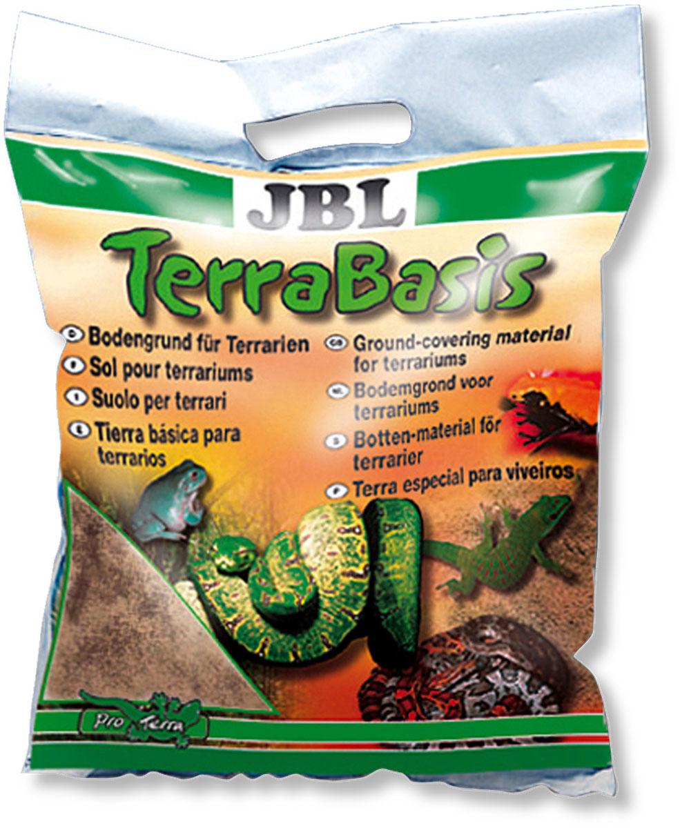 Грунт для влажных и полувлажных террариумов JBL TerraBasis, донный, 5 лJBL7101000Донный грунт JBL TerraBasis представляет собой почву без добавления удобрений, изготовленный по специальной технологии из высокоценных природных продуктов и предназначенный для применения в качестве донного грунта во влажных и полувлажных террариумах. Землеройные обитатели террариума получают возможность активно двигаться благодаря рыхлости грунта. Объем: 5 л.