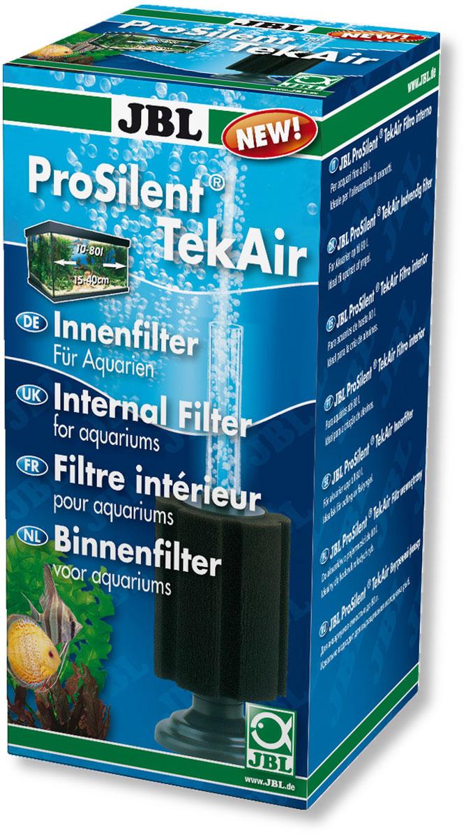 Фильтр внутренний аквариумный JBL ProSilent TekAir, аэрлифтный, до 80 лJBL6431900Внутренний фильтр для аквариума JBL ProSilent TekAir отлично подходит выращивания мальков. Устанавливается без присосок. Легко разбирается и чистится. Компрессор в комплект не входит. Размер фильтра: 8 х 8 х 22,3 см. Длина шланга: 1,57 м.