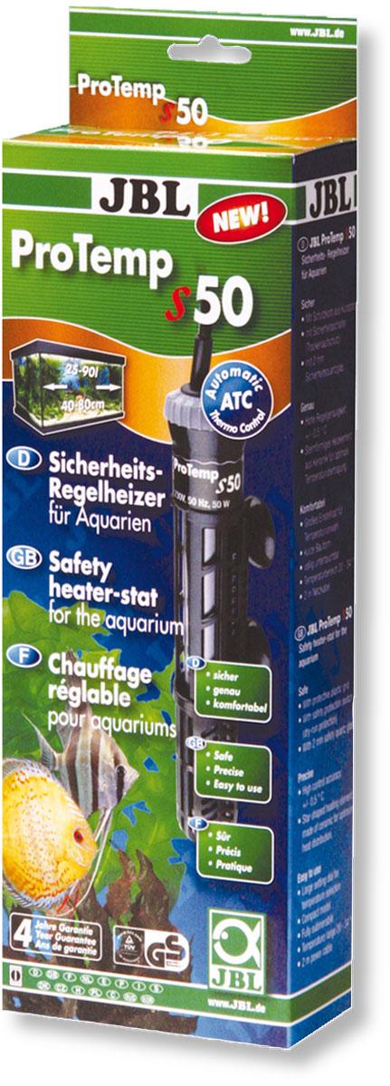 Нагреватель для аквариума JBL ProTemp S, с терморегулятором, 50 ВтJBL6042200Нагреватель JBL ProTemp S обеспечивает высокую точность поддержания заданной температуры. Идеальная передача температуры за счет нагревательного элемента из керамики. Полностью погружной. Ударопрочный корпус, выполненный из высококачественного стекла, обеспечивает нагревателю долгий срок эксплуатации. Нагреватель оснащен терморегулятором со шкалой температуры. Пластиковый кожух защитит рыб от ожогов. Крепится при помощи двух присосок. Автоматическое отключение нагревателя при понижении уровня воды или при его извлечении. Мощность: 50 Вт. Температура: 20-34°С. Рекомендуемый объем аквариума: 25-90 л. Напряжение: 220-240В. Частота: 50/60 Гц. Длина нагревателя: 21,5 см.