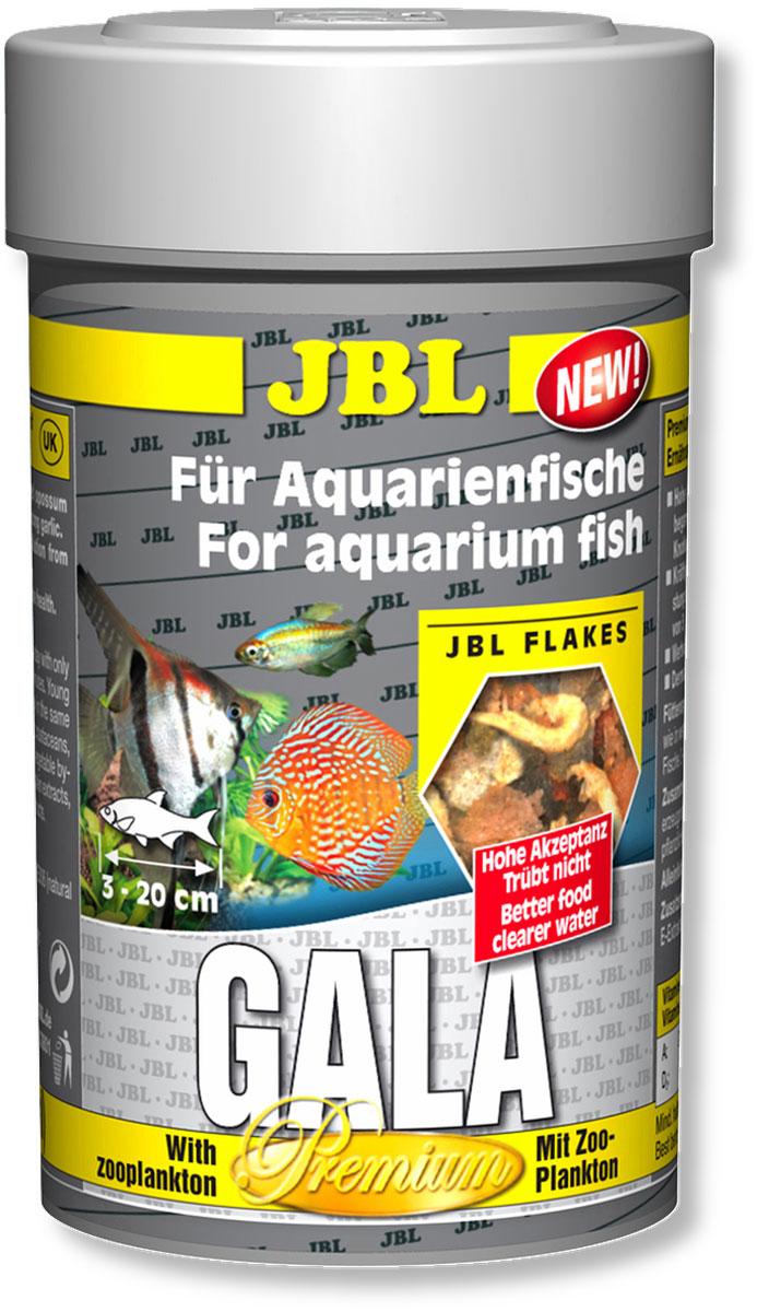 Корм JBL Gala для рыб, в форме хлопьев, 100 мл (15 г)JBL4043000Корм JBL Gala отборное сырье и комбинация всех важных питательных веществ, отвечающая потребностям аквариумных рыб. Специальный метод сверхтонкого помола сырья и сбалансированная комбинация питательных элементов хорошо усваивается и не загрязняет воду. Ценные материалы и биологически активные вещества водоросли спирулины, а также жизненно важные витамины и инозит обеспечивают естественный и здоровый рост и повышают выживаемость. Идеальный размер корма для рыб от 10 до 20 см. Рекомендации по кормлению: два или три раза в день порциями, которые могут быть съедены рыбами в течение нескольких минут. Состав: белок 48%, жир 5,5%, клетчатка 2,5%, зола 9,5%, витамин А 25000 i.E., витамин D3 2000 i.E., витамин Е 330 мг., витамин С 400 мг., инозит 750 мг. Вес: 15 г. Товар сертифицирован.