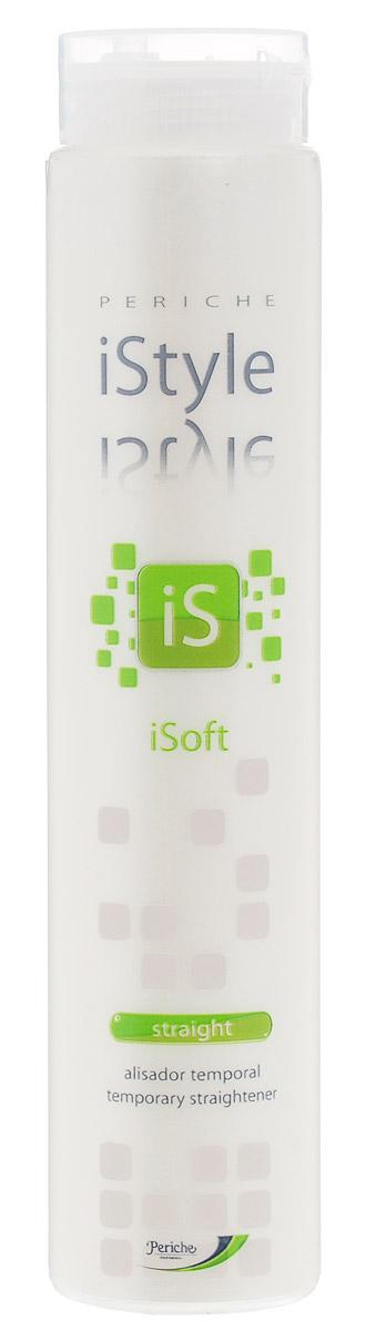 Periche Средство для выпрямления волос iSoft Straight 250 мл652046Благодаря использованию iSoft Straight, волосы становятся идеально гладкими и прямыми. Эффект сохраняется даже в сырую погоду