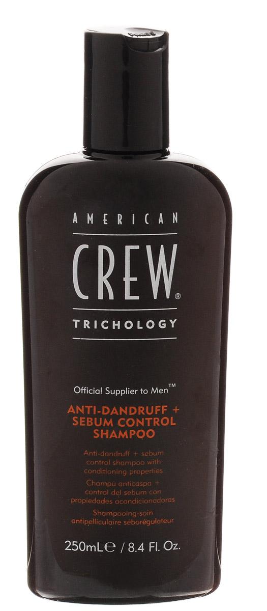 American Crew Шампунь против перхоти Classic Anti-Dandruff 250 мл7207887000Шампунь против перхоти обеспечивает прекрасный уход за сухой кожей головы. Данный шампунь от компании Американ Крю подходит как для нормальных, так и для сухих, ломких и повреждённых волос с перхотью. Благодаря шампуню American Crew волосы приобретают эластичность, мягкость и здоровый вид и блеск, а такой активный ингредиент, входящий в состав средства, как цинк, отлично препятствует шелушению и зуду кожи головы, в результате чего устраняется проблема перхоти. Шампунь Американ Crew Anti-Dandruff восстанавливает и укрепляет волосы, охлаждает и освежает кожу головы, подходит для частого применения. отличное и надёжное средство для избавления от перхоти. Состав: ментол, масло мяты кучерявой, лимонная кислота, цинк пиритион 0,5%.