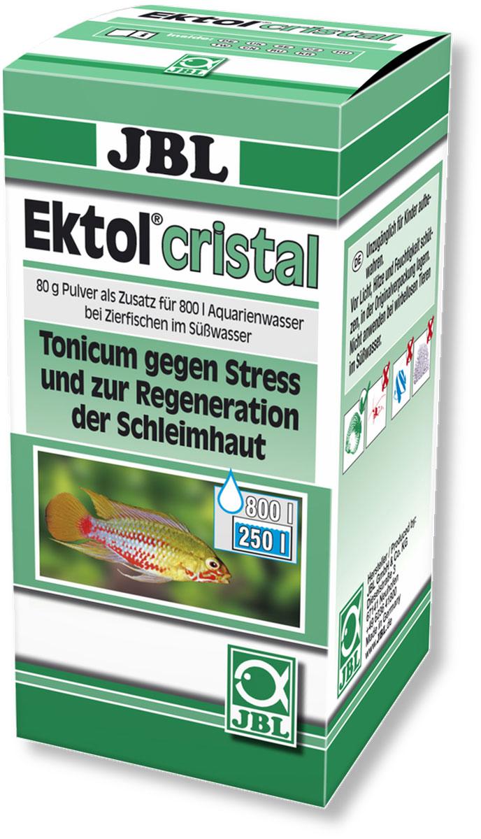 Лекарство для рыб JBL Ektol Cristal, против паразитов и грибковых заболеваний, 80 гJBL1004100Лекарство для рыб JBL Ektol Cristal создано в нашей исследовательской лаборатории. Препарат обладает сверхмощным обеззараживающим эффектом. Он может применяться против эктопаразитов в пресной и морской воде. Самый ошеломляющий результат достигнут при лечении различных грибковых заболеваний. В некоторых случаях успех наблюдался и при визуально необъяснимой массовой гибели рыб. Активный кислород, содержащийся в препарате JBL Ektol Cristal, моментально облегчает рыбам дыхание и оксидирует содержащиеся в воде ядовитые вещества. Присутствующая в небольшом объеме субстанция-носитель служит исключительно как удобрение для водных растений наряду с прилагаемыми питательными материалами и микроэлементами. Способ применения и дозировка: Лекарство для рыб в пресноводных аквариумах против грибковых инфекций (Saprolegnia), одноклеточных паразитов (Ichthyobodo, Ichthyophthirius, Chilodonella), бактерий (Columnaris). Ватообразные налеты, белые налеты на коже,...