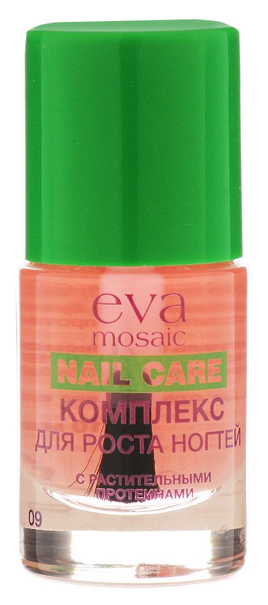 Eva Mosaic Уход для хрупких, мягких и слоящихся ногтей, 10 мл685730Полная линия профессиональных продуктов для достижения эффекта салонного маникюра дома.Уход для хрупких, мягких и слоящихся ногтей.