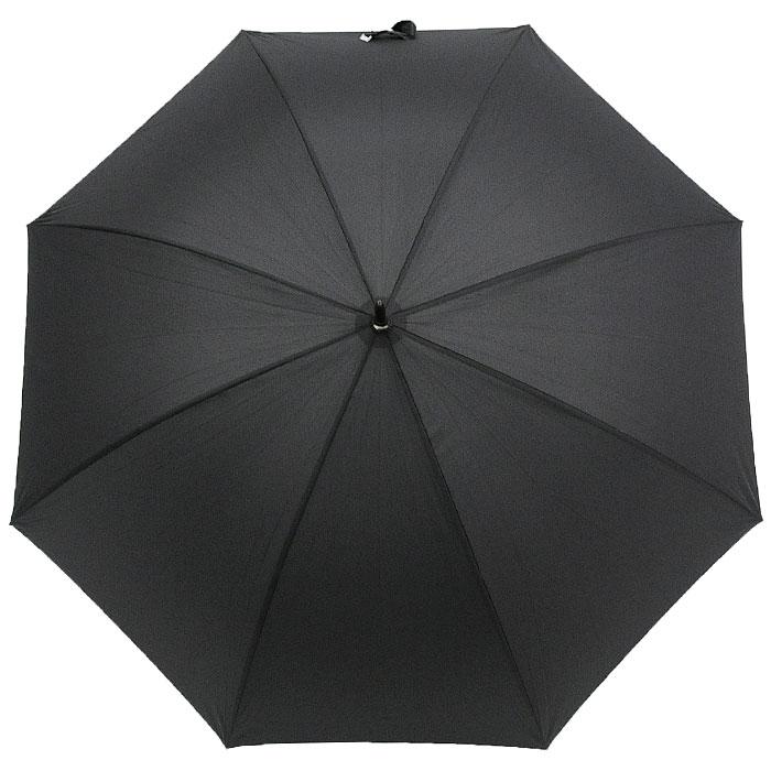 Зонт-трость мужской Vogue, механический, цвет: черный. 881 V81 VСтильный механический зонт-трость Vouge имеет каркас из 8 двойных металлических спиц и купол, выполненный из прочного полиэстера. Пластиковая рукоятка разработана с учетом требований эргономики. Зонт механического сложения: купол открывается и закрывается вручную до характерного щелчка. Такой зонт идеально подойдет представителю сильного пола.