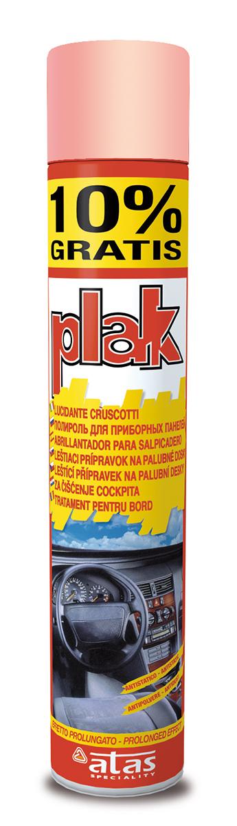 Полироль Atas Plak Pesca, для приборной панели и мебели, 750 мл5165Глянцевая полироль для приборной панели автомобиля и мебели, с длительным действием и приятным запахом. Антистатик.