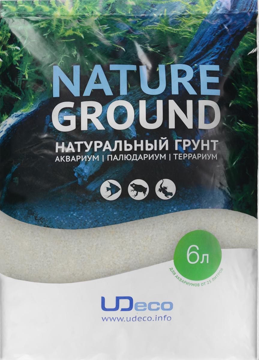 Грунт для аквариума UDeco Мраморный гравий, натуральный, 2-3 мм, 6 лUDC410736Натуральный грунт UDeco Мраморный гравий предназначен специально для оформления аквариумов, палюдариумов и террариумов. Изделие готово к применению. Грунт UDeco порадует начинающих любителей природы и самых придирчивых дизайнеров, стремящихся к созданию нового, оригинального. Такая декорация придутся по вкусу и обитателям аквариумов и террариумов, которые ещё больше приблизятся к природной среде обитания. Необходимое количество грунта рассчитывается по формуле: длина аквариума х ширина аквариума х толщина слоя грунта. Предназначен для аквариумов от 25 литров. Фракция: 2-3 мм. Объем: 6 л.