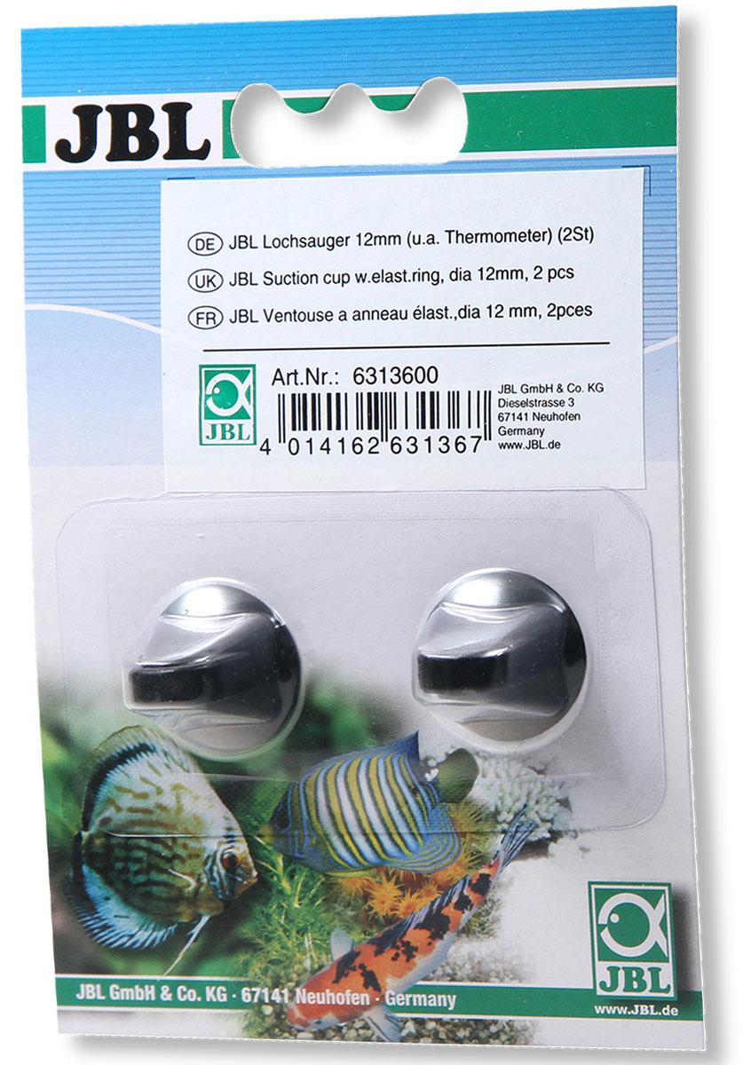 Присоски JBL LochSauger, диаметр 12 мм, 2 штJBL6313600Присоски JBL LochSauger выполнены из высококачественной резины оснащены сверхпрочными клипсами. Предназначены для объектов диаметром 11-12 мм (например, термометр). Количество: 2 шт. Размер присоски: 2,4 х 2,4 х 1,8 см.
