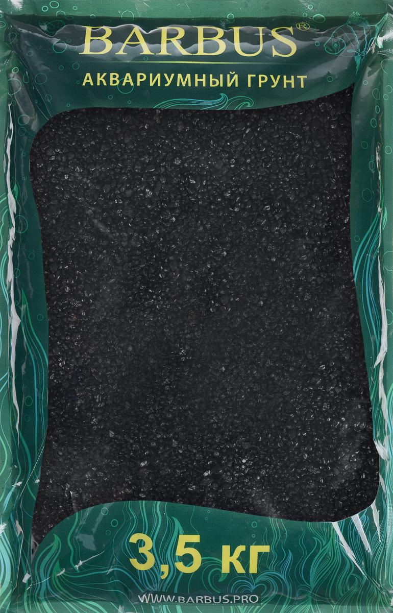Грунт для аквариума Barbus Премиум, натуральный, кварц, цвет: черный, 2-4 мм, 3,5 кгGRAVEL 029/3,5Натуральный природный грунт в виде кварца Barbus Премиум прекрасно подходит для применения в пресноводных аквариумах, а также в палюдариумах и террариумах. Грунт является субстратом для укоренения водных растений и служит неотъемлемой частью естественной среды обитания аквариумных видов рыб. Нейтральный рН. Не выделяет в воду вредных веществ. Идеален для всех видов рыб и живых растений. Прошел специальную обработку. Рекомендуется перед использованием грунт промыть. Средняя норма засыпки пакета грунта рассчитана на 20 литров воды стандартных размеров аквариума. Фракция: 2-4 мм.
