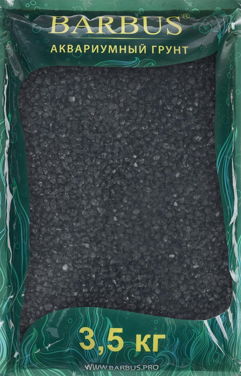 Грунт для аквариума Barbus, натуральный, каменная крошка, цвет: черный, 4-7 мм, 3,5 кгGRAVEL 036/3,5Натуральный природный грунт в виде каменной крошки Barbus прекрасно подходит для применения в пресноводных аквариумах, а также в палюдариумах и террариумах. Грунт является субстратом для укоренения водных растений и служит неотъемлемой частью естественной средой обитания аквариумных видов рыб. Идеален для цихлид и имеет нейтральный рН. Перед применением просто промыть. Предназначен для аквариумов до 20 литров. Фракция: 4-7 мм.