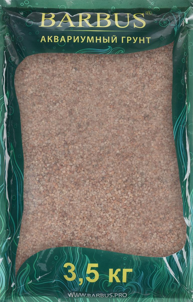 Грунт для аквариума Barbus Премиум, натуральный, кварц, цвет: розовый, 1-2 мм, 3,5 кгGRAVEL 039/3,5Натуральный природный грунт в виде кварца Barbus Премиум прекрасно подходит для применения в пресноводных аквариумах, а также в палюдариумах и террариумах. Грунт является субстратом для укоренения водных растений и служит неотъемлемой частью естественной среды обитания аквариумных видов рыб. Не выделяет в воду вредных веществ безопасен для рыб и растений. Идеален для живых растений. Прошел специальную обработку. Рекомендуется перед использованием грунт промыть. Средняя норма засыпки пакета грунта рассчитана на 20 литров воды стандартных размеров аквариума. Фракция: 1-2 мм.